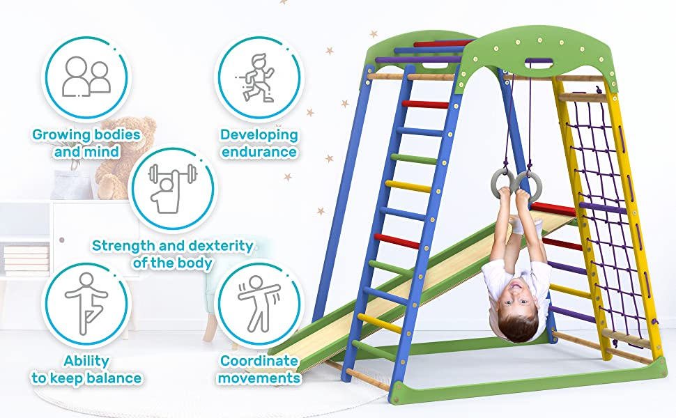 slide for kids indoor playground set indoor for kids toddler climber gym kids indoor kid jungle gym