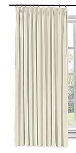 pinch pleat curtains