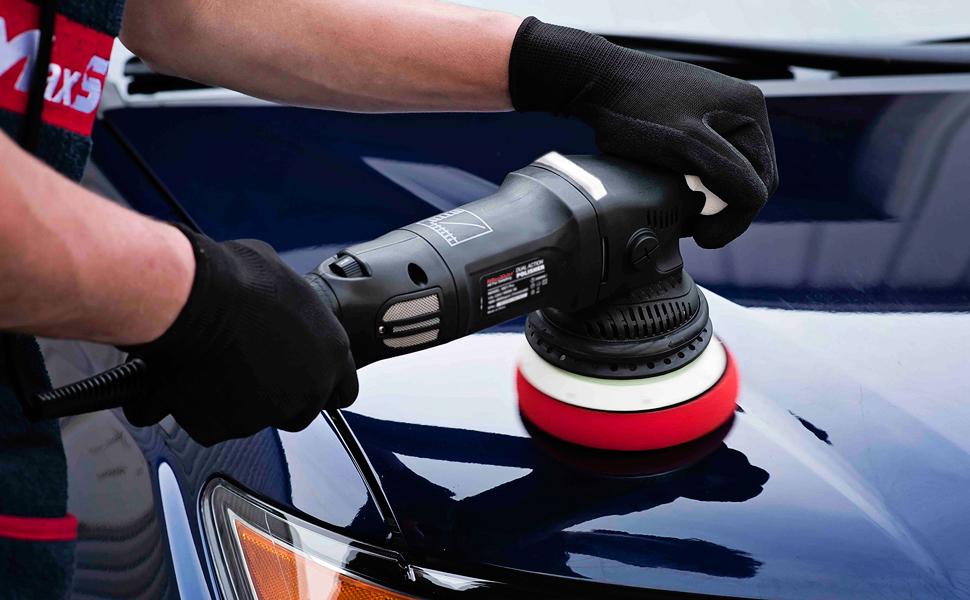 dual action polisher