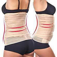 Postpartum belly wrap girdles band pregnancy women body shaper waist pelvis bandit tummy tuck belt