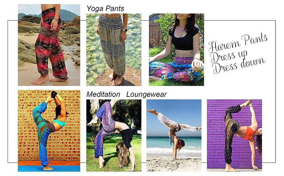 Womens Yoga Trousers