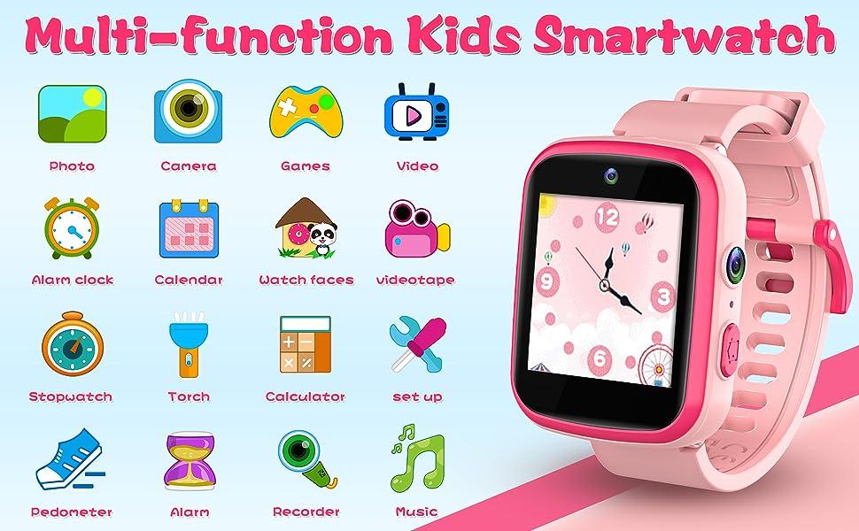 kids smart watches