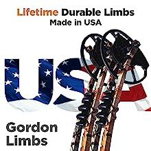 USA made limbs carbon fiber