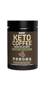 GIANT SPORTS KETO COFFEE