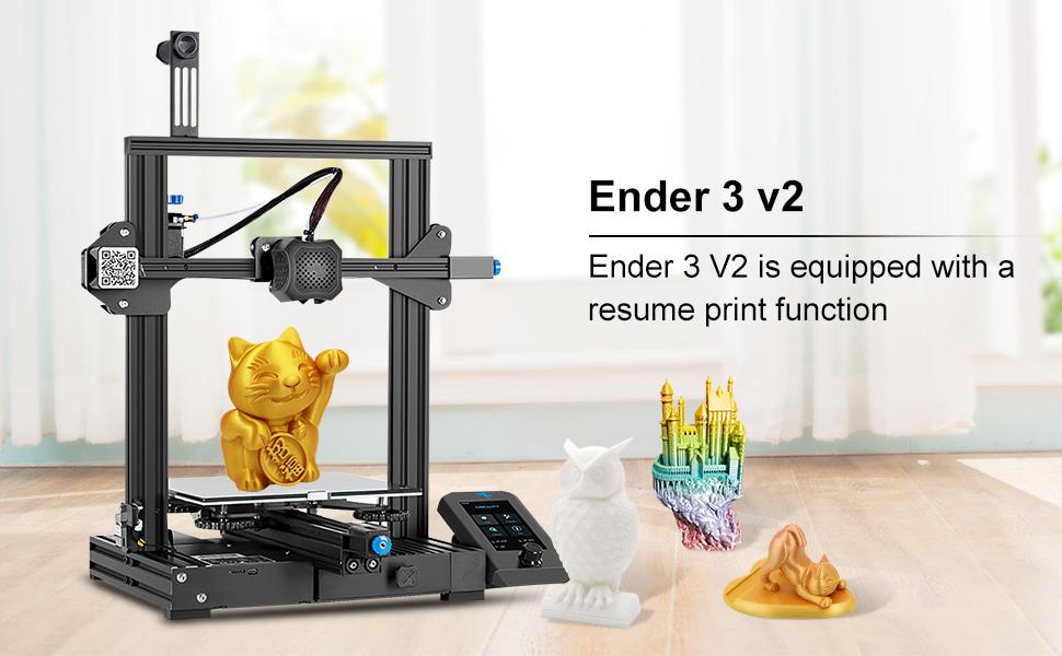 Creality 3D Ender 3V2