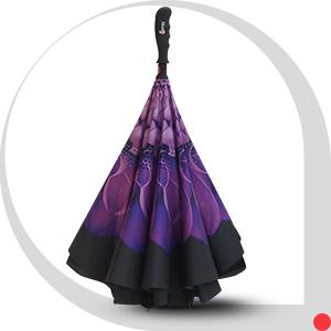 Repel Reverse Folding Inverted Umbrella