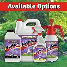 rabbit repellent natural effective best