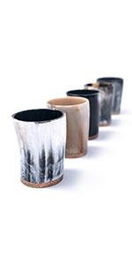 Shot Glass Set (5) - 2 oz Mini-Drinking Horns