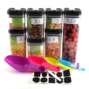 plastic containers for food storage