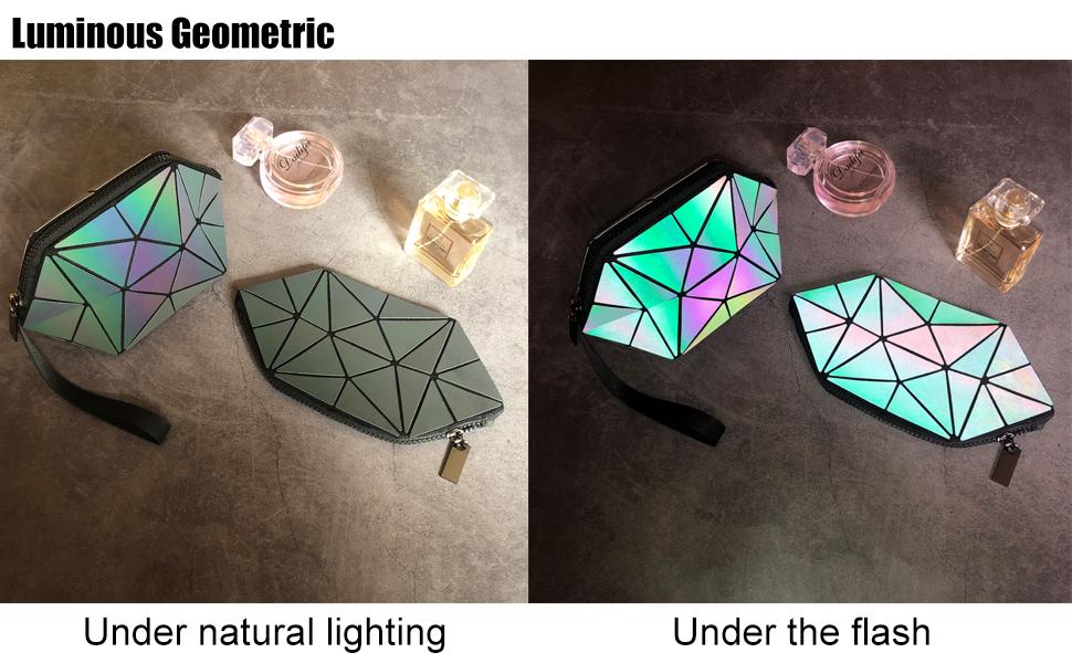 Luminous Geometric Series