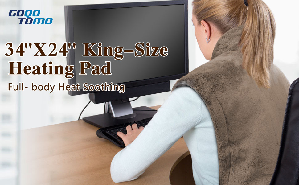 goqotomo heating pad