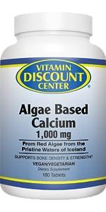 algae based calcium