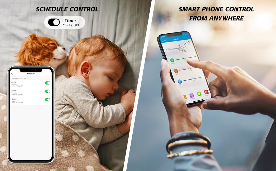 Smart control
