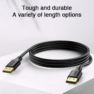 7displayport cables