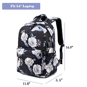 roomy laptop bag