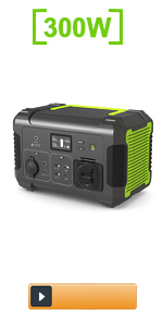 300W Portable Power station