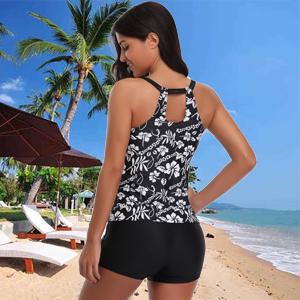 short tankini set tankini top plus size womens tankini ladies tankini ladies tankini swimwear