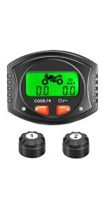 タイヤ空気圧監視システム