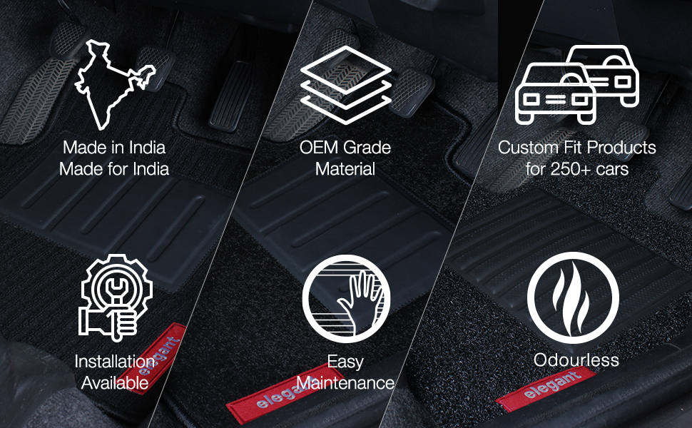 India's No 1 Brand For Automotive Accessories