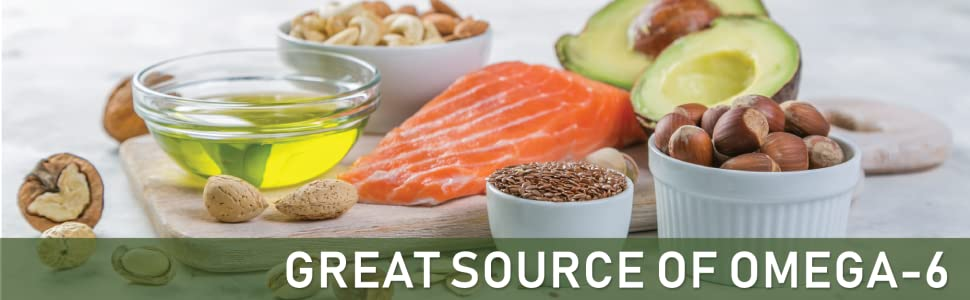 great source of omega 6
