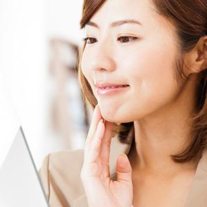 グリチルレチン酸ステアリルが肌をすこやかに保って肌荒れを防ぐ