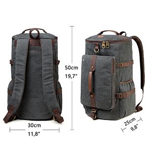 zaino universita uomo zaino universita vintage borsa da lavoro uomo zaino pc 13 zaino 2 in 1 uomo