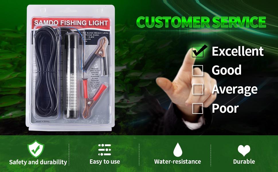 SAMDO fish light