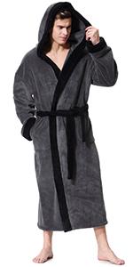 hooded robes for men