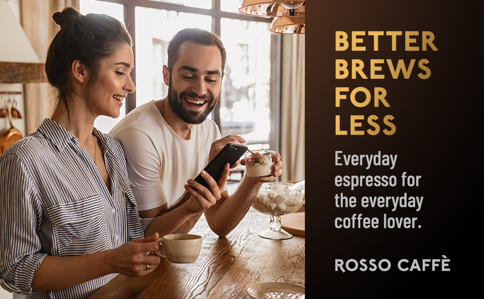 Better brews for less