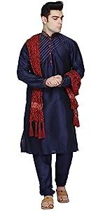 3 piece kurta pajama