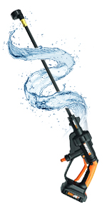 spot free car rinse worx power washer di resin