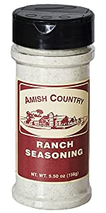 Amish Country Popcorn Ranch Seasoning Flavor topping