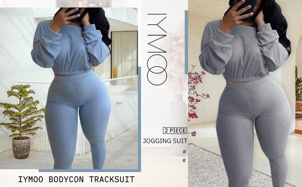 2 piece jogging suit