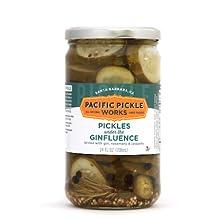 gin pickles, gin, pickles, kosher, non-gmo