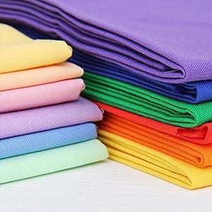 cotton fabric colors