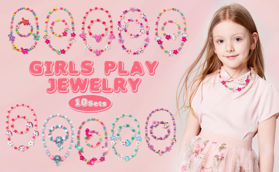 bracelet necklace for girls