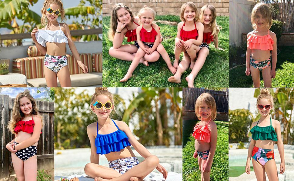 bathing suit for toddler girls