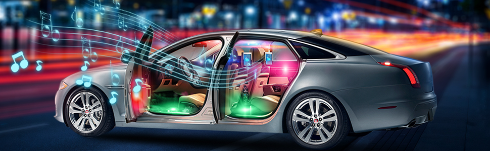 Interior Car Lights: Airgoo VS Others