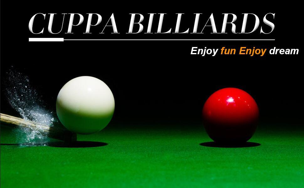 CUPPA Billiard Ball Set