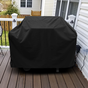medium charcoal gas grill cover