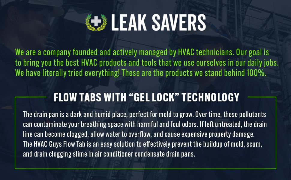 Leak Savers