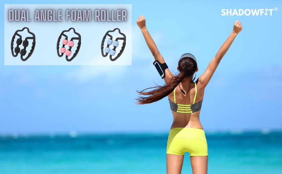 foam roller, swimming, running, hiking, kayak, stretching, splints