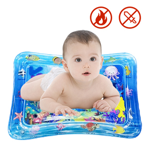 Inflatable Water Play Mat