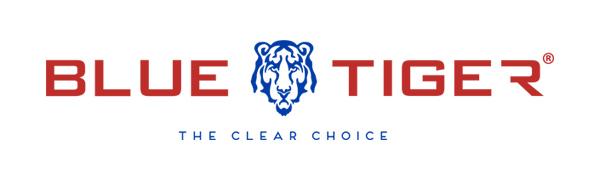 Blue Tiger Logo