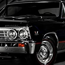 Classic Car Vehicle Wraps