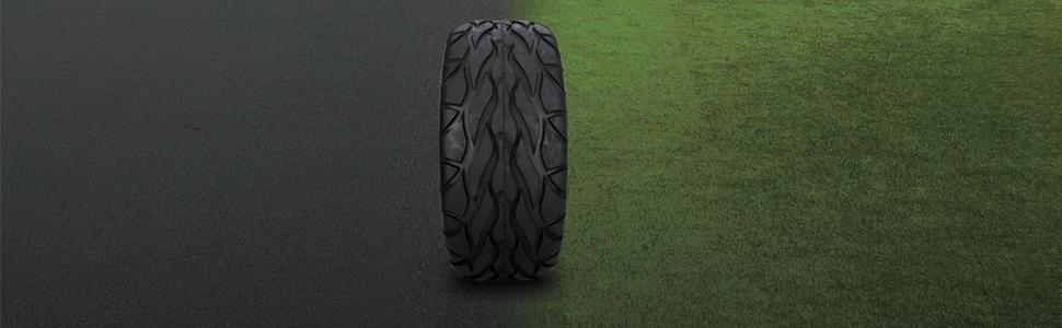 MODZ Street Fox Radial Golf Cart Tires