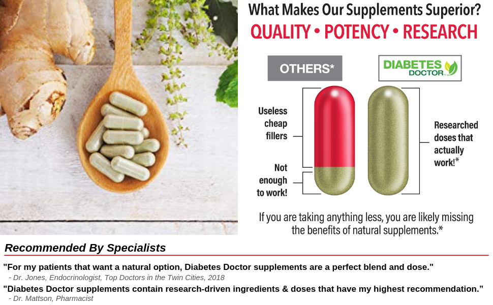 quality potency research natural supplements doses blend doctor recommended minerals vitamins