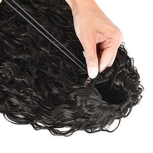 ponytails for black women 1b ponytail extension drawstring ponytails for black women hair extensions