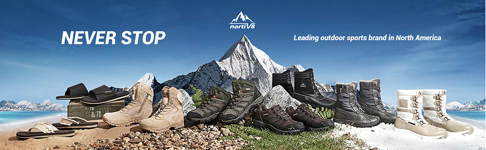nortiv 8 men's hiking boots