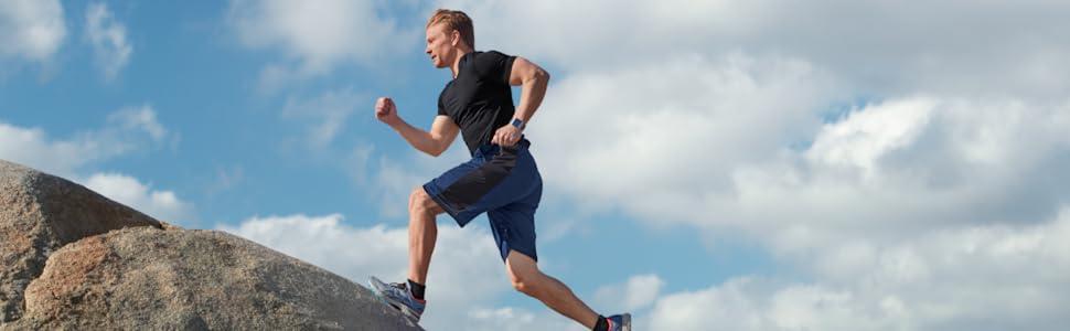 rgear mens apparel shorts running tights leggings tops tanks road runner sports